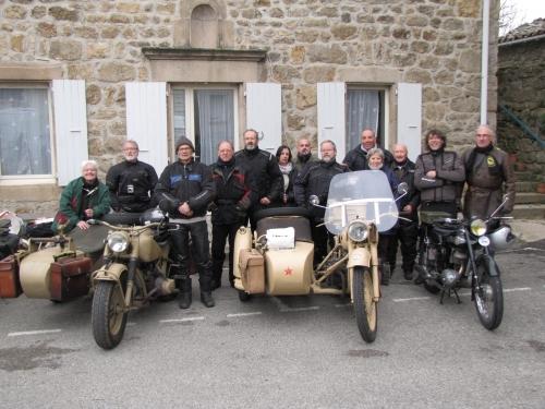 rigolier AMADA GROZON club moto ancienne