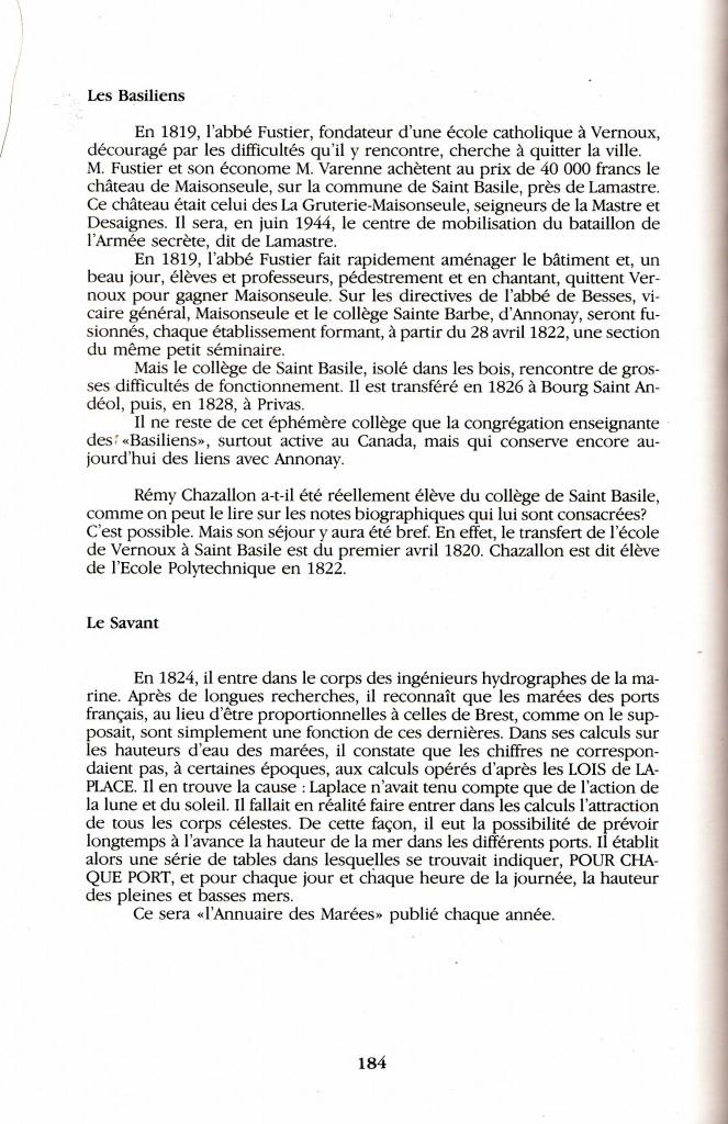 remy chazallon page d'histoire desaignes paul Bouit 2 rb