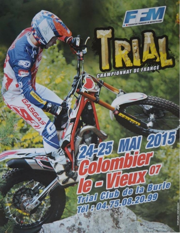 Trial colombier vieux 2015