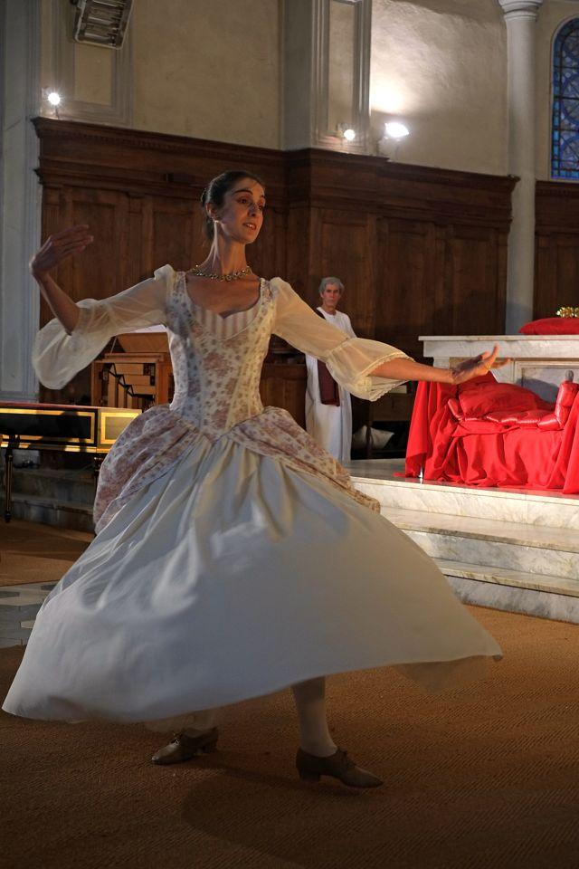 danse baroque irene feste