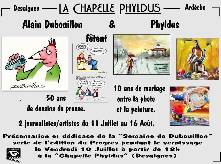 dubouillon phyldus chapelle desaignes