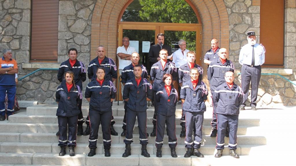 sapeurs pompiers lamastre 14 juillet 2015 perron