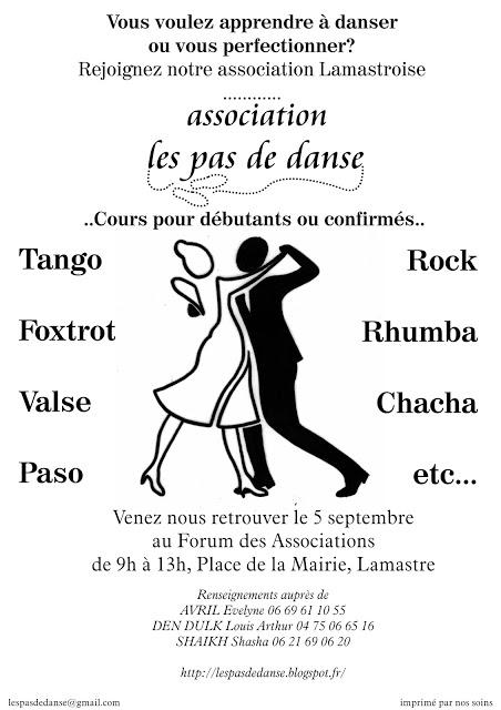 pas de danse lamastre 2015