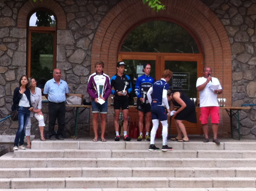 podium triathlon lamastre 2015