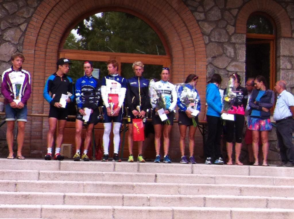 remise prix palmares triathlon lamastre 2015