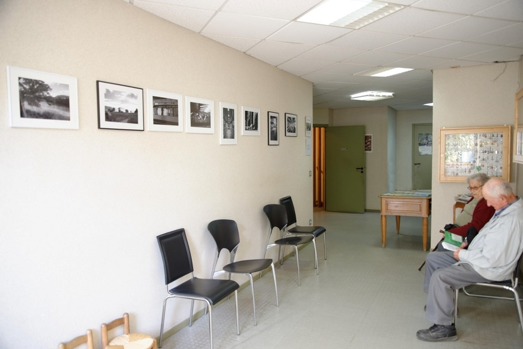 salle attente docteur BOUIT 3, brun vianes