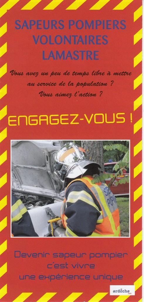 pompier lamastre 1
