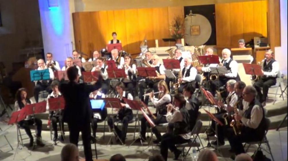 concert noel 2015 fanfare lamastre eglise macheville