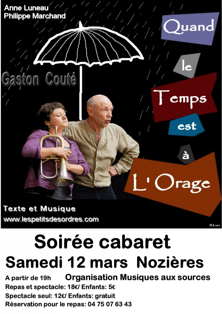 cabaret nozieres musique source