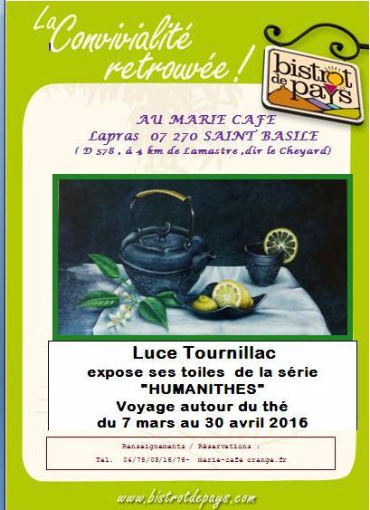 luce tournillac marie café lapras saint basile humanithés