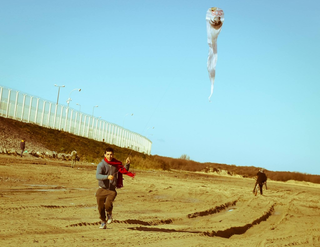 cervolant calais jungle