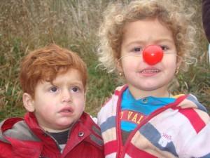 nez rouge enfant calais