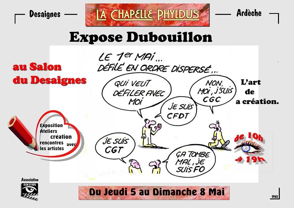 dubouillon phyldus premier mai