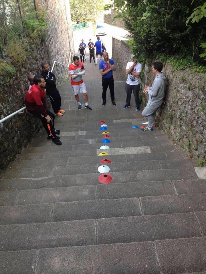 escalier de macheville