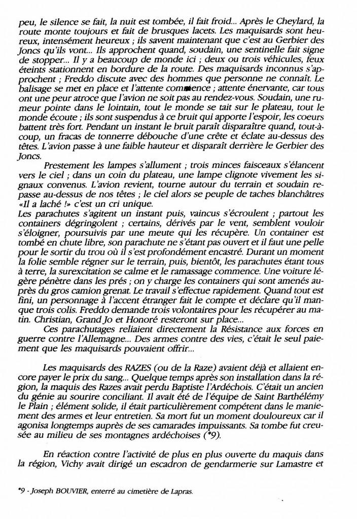 le maquis de la Raze Christian di sandro desaignes page histoire paul bouit 6