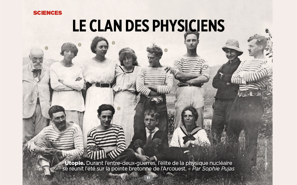 le clan des physiciens 1
