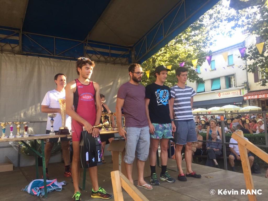 trathlon 2016 lamsatre podium