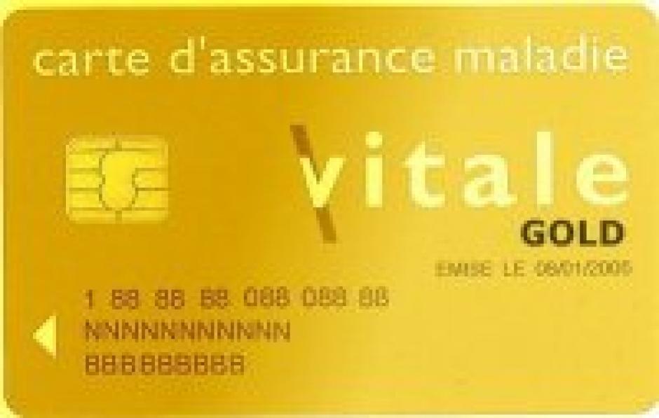 carte vitale gold