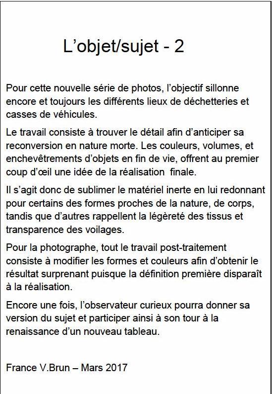 objet sujet 2 france vianes brun texte lamastre