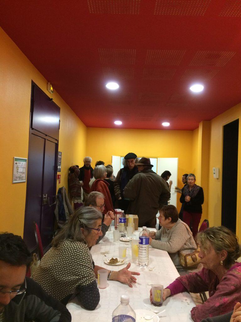 repas autour d elles cinema lamastre