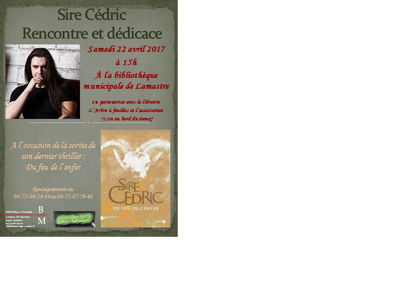 sire cedric bibliotheque lamastre
