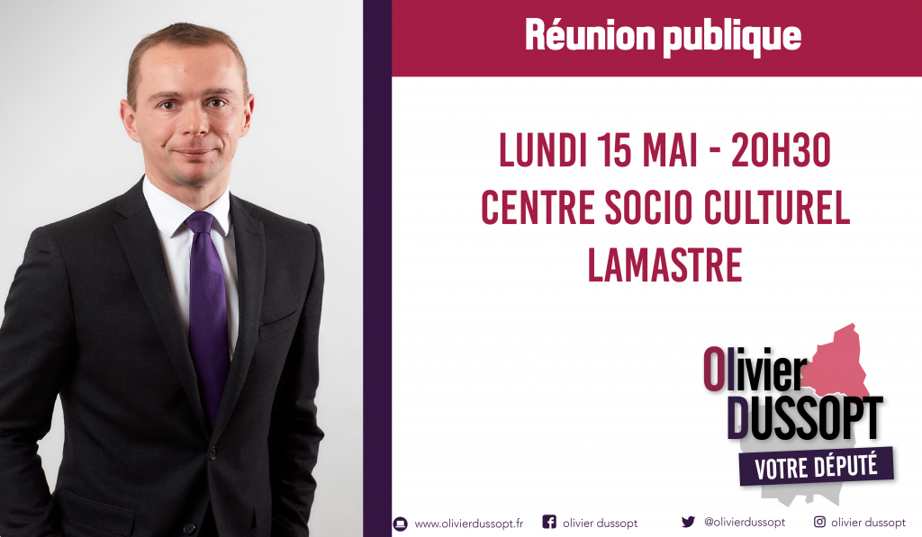 olivier dussopt lamastre legislatives