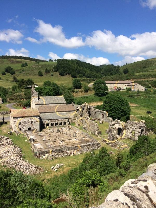 MAZAN l'abbaye
