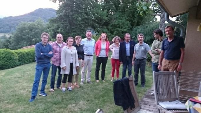 laurette gouyet-pommaret candidate la république en marche - rencontre santé , accès aux soins lamastre ardeche