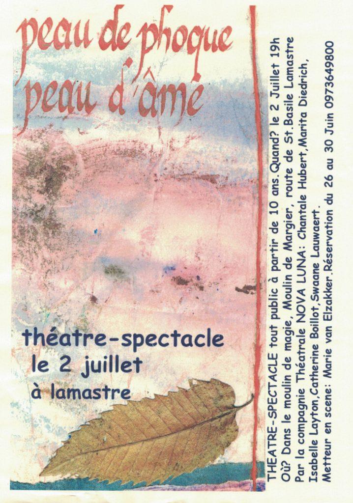 peau de phoque peau d'ame lamastre theatre3