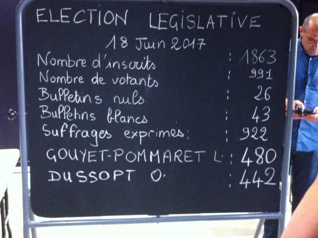 resultat legislative tour 2 lamastre