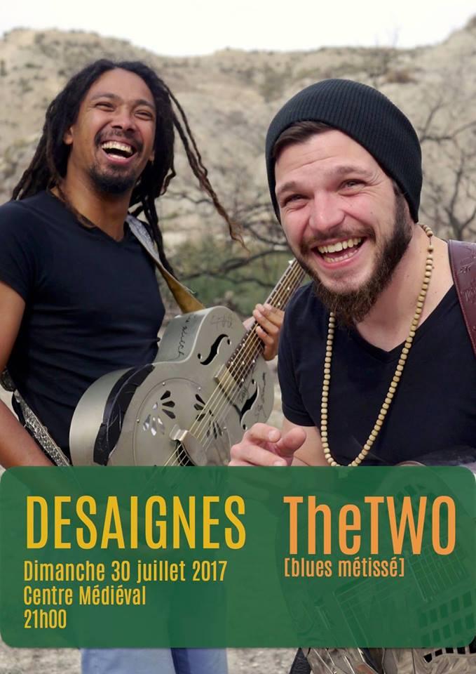 THE TWO DESAIGNES