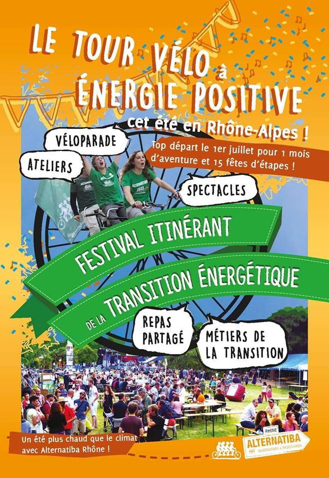 tour vélo energie positive lamastre