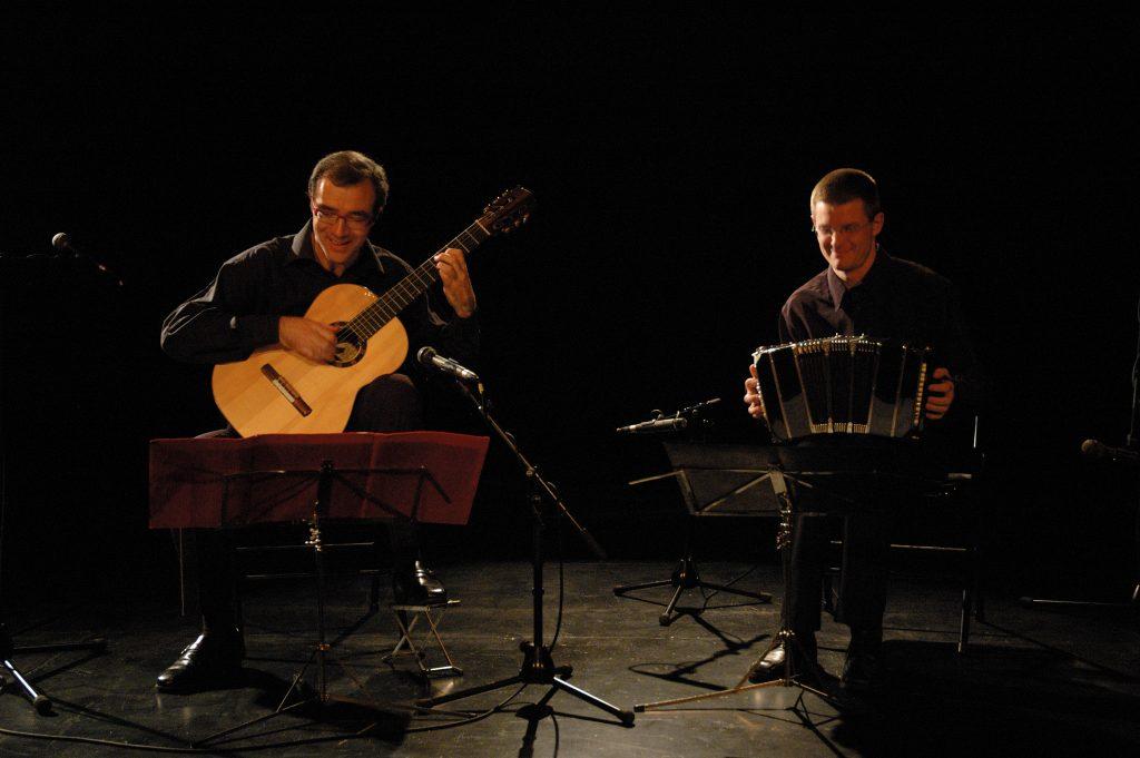 DuoBuesnosAires desiagnes tango argentin