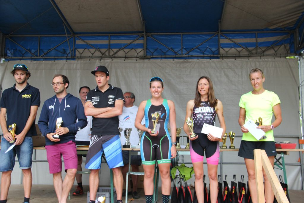 TRIATHLON 15 8 LAMASTRE podium 2017