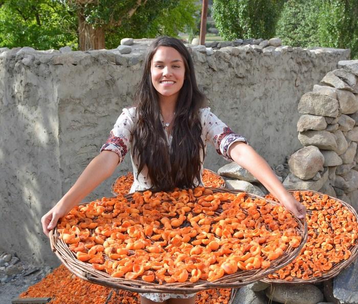 Abricots Hunzas