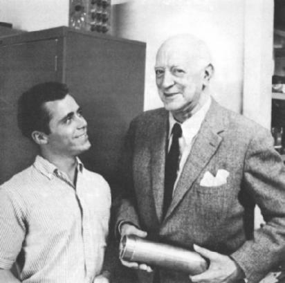 Le docteur Coenda et le docteur Flanagan