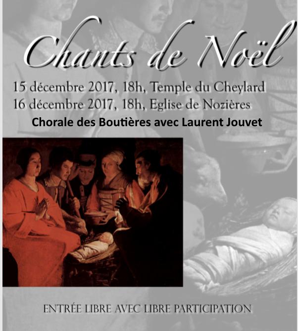 concert noel chorale boutieres 2017 laurent jouvet