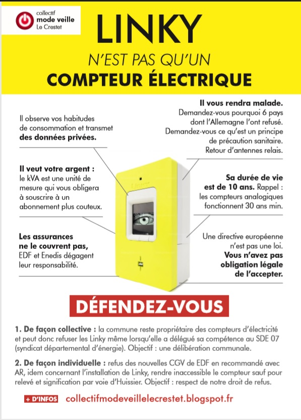 tract linky le crestet