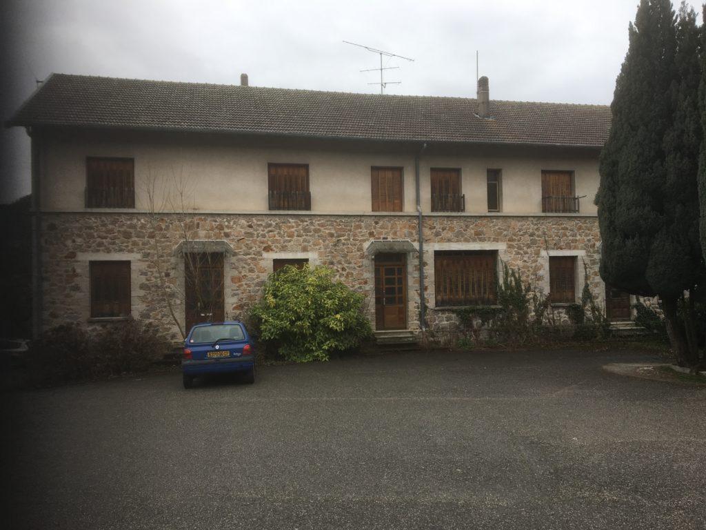 maison médicale lamastre