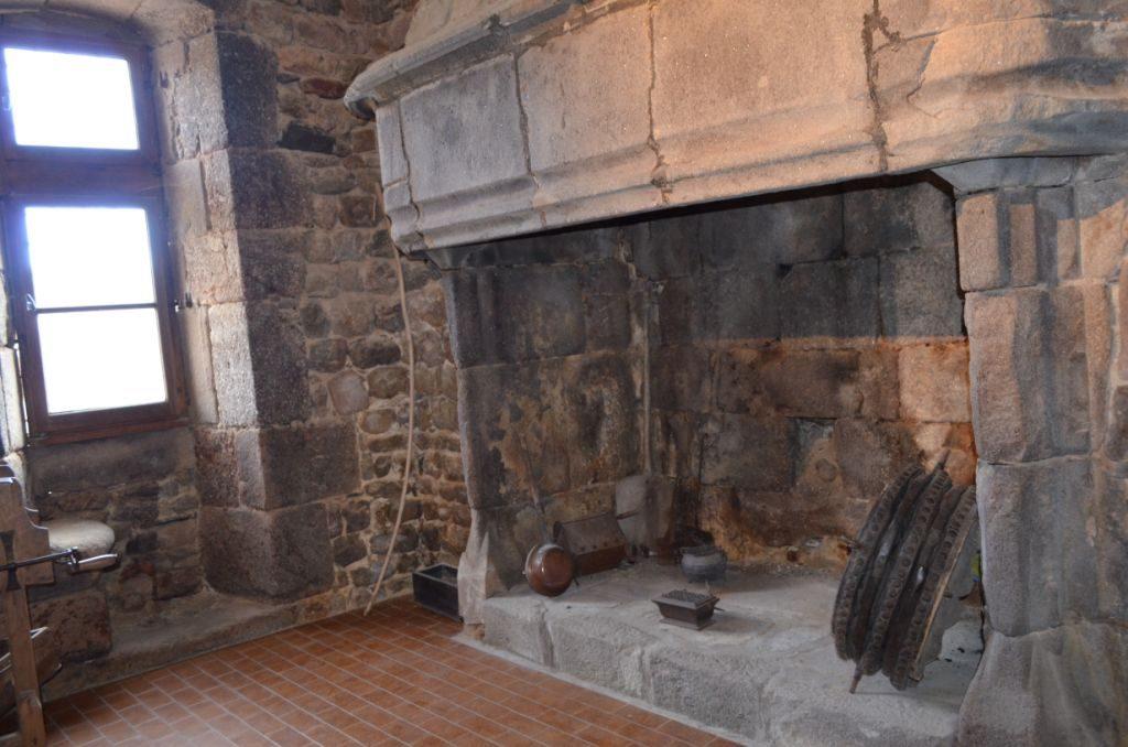 cheminée chateau desaugnes