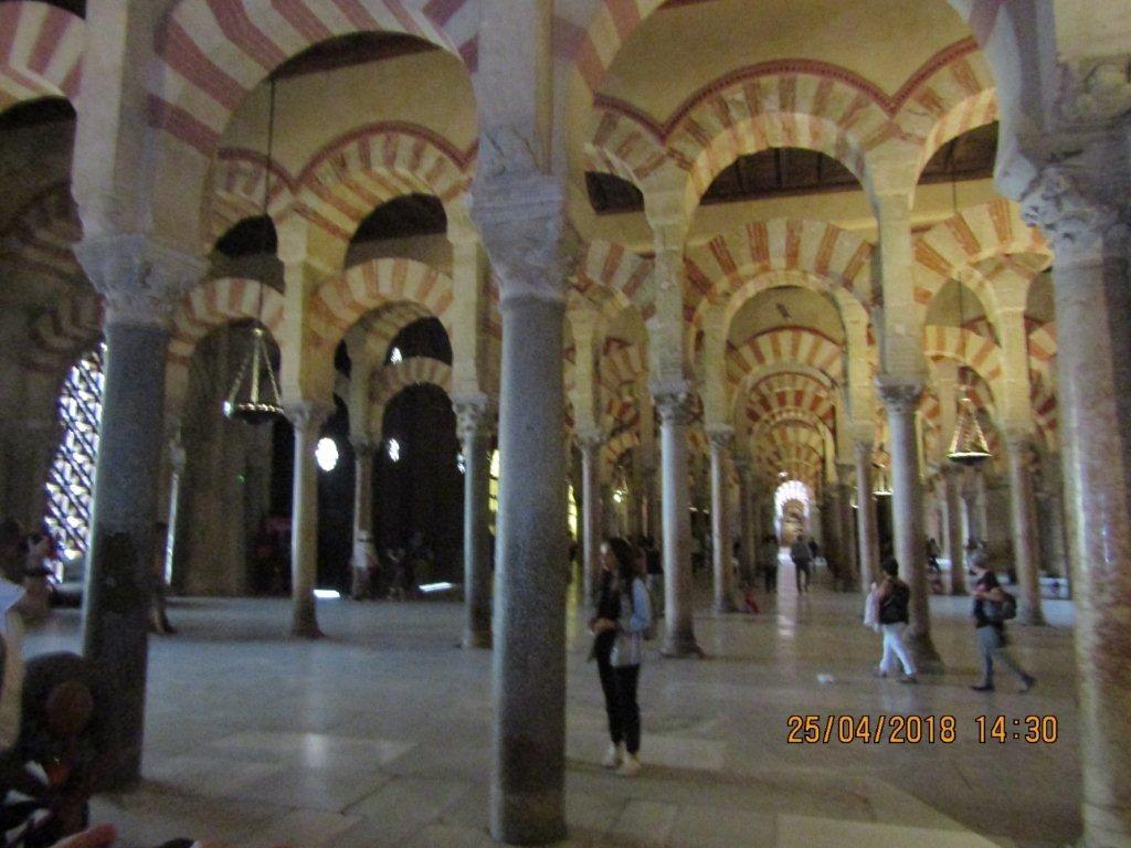 mosquée cathédrale de cordoue unrp lamastre