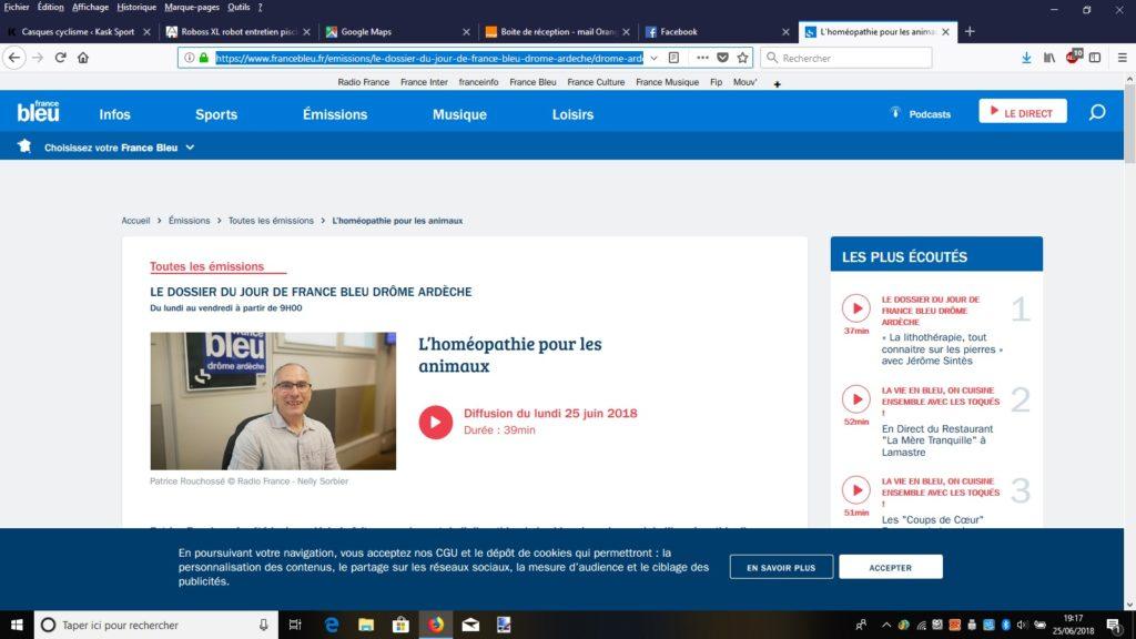 PATRICE ROUCHOSSE veto france 3