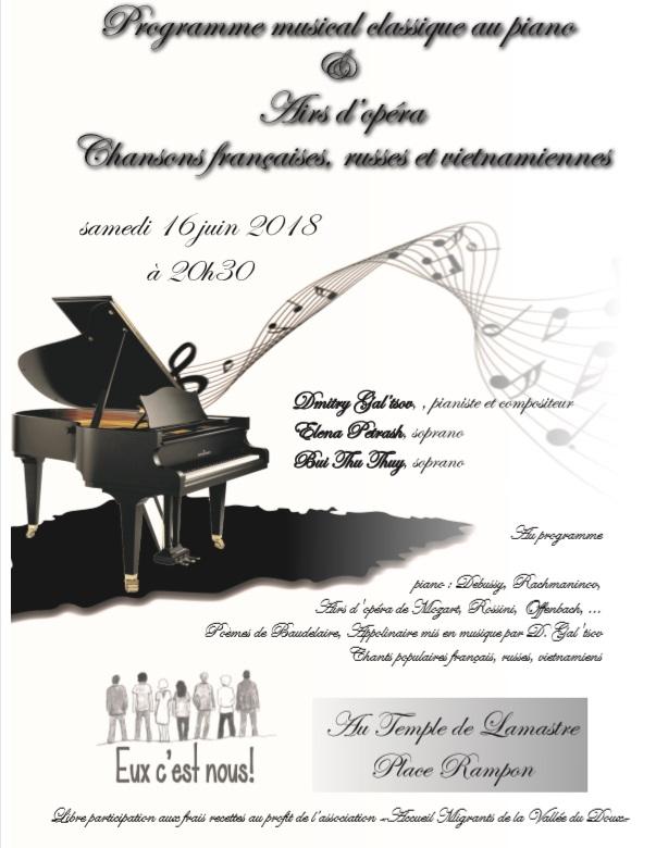 concert migrant classique lamastre