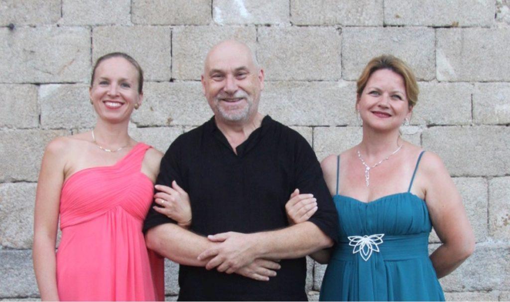 Trio ReSonans Blandine Charles, Hélène McClellan, Laurent Jouvet