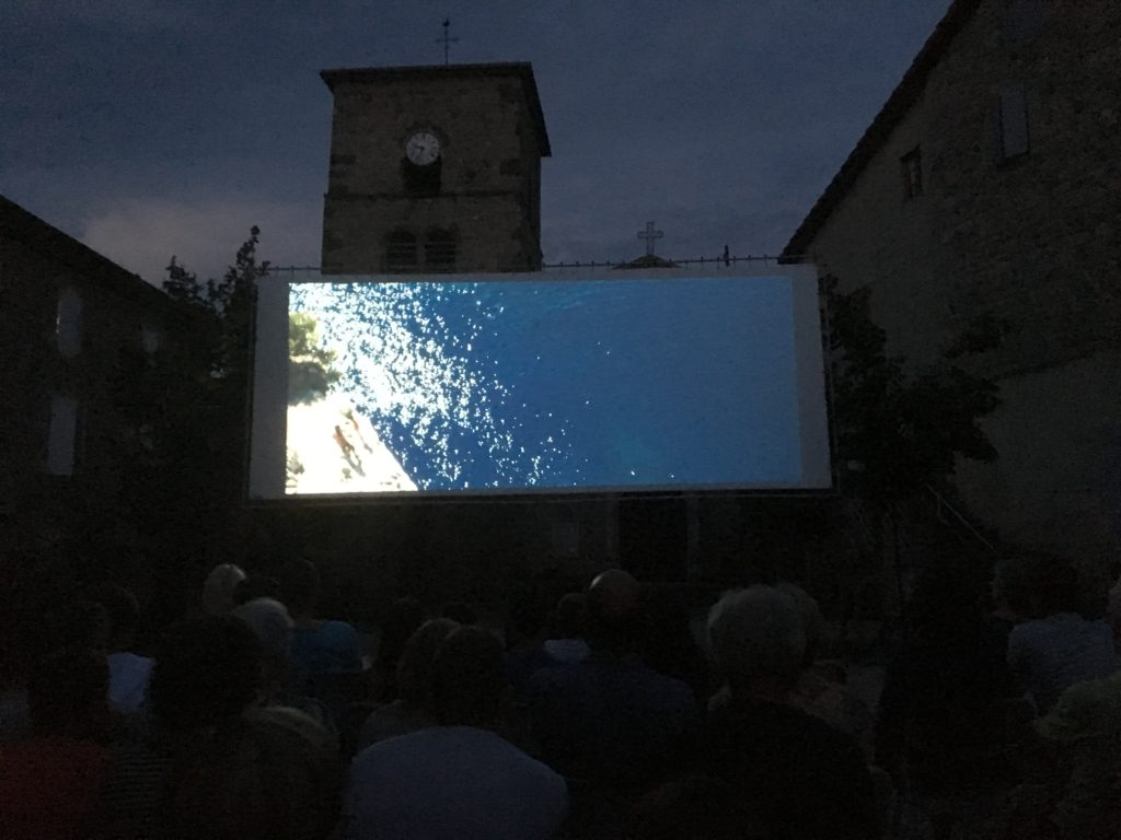 ECRAN VILLAGE DESAIGNES FILM