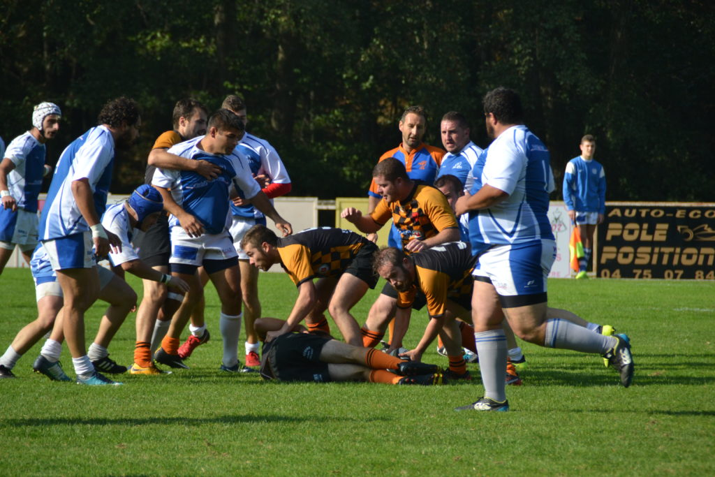 RUGBY ANNONAY LAMASTRE