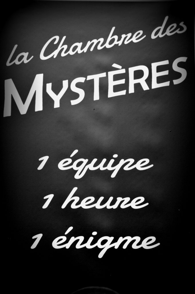 affiche chambre mysteres lamastre