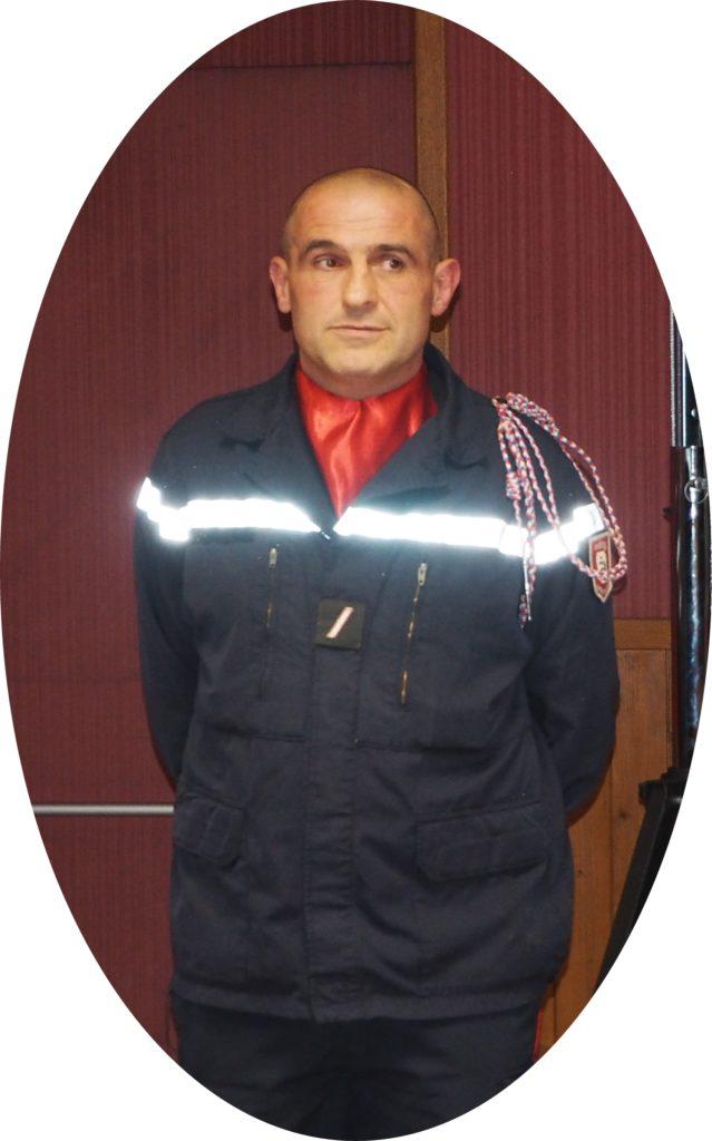 michel breysse pompier