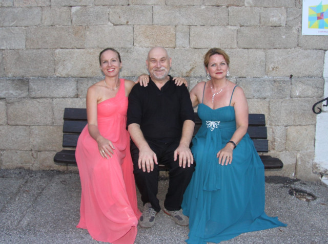 acd-concert-0208- nozieres Blandine Charles, soprano et Hélène McClellan, Mezzosoprano