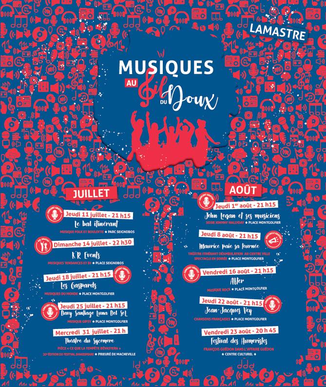 musique fil doux 2019